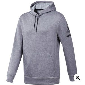 •Men's• Workout Ready Rebook Hoodie
